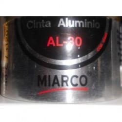 CINTA DE ALUMINIO AL-30 50MMX10M