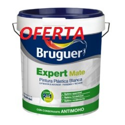 MATE EXPERT BRUGUER BLANCO 15L