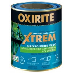 OXIRITE XTREM ESMALTE ANTIOXIDANTE  AGUA XYLAZEL