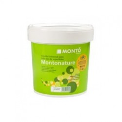 MONTONATURE METALIZADO ORO Y PLATA MONTO