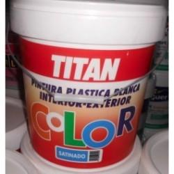 SATINADO TITANCOLOR TITAN BLANCO