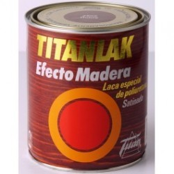 TITANLAK EFECTO MADERA IMITACION TITAN 750 ML