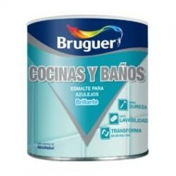 ESMALTE AZULEJOS BAÑOS Y COCINA BRUGER